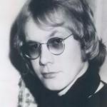 1978 Press photo of Warren Zevon.