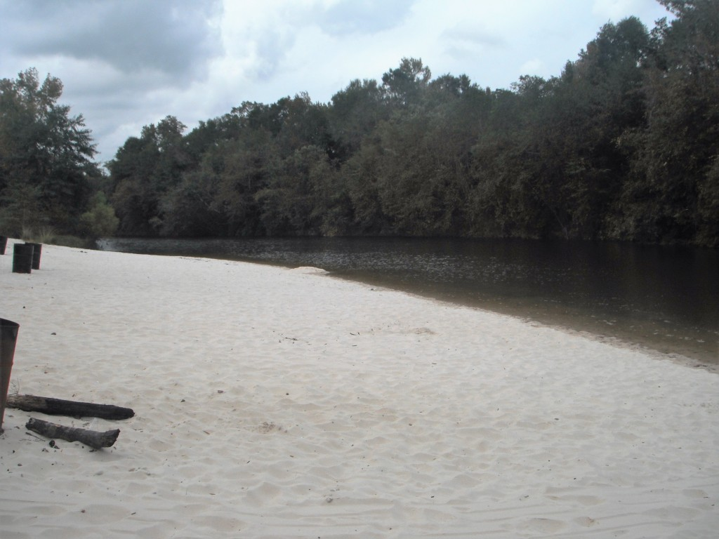 The Three Rivers area near Gulfport, MS. The sandbars and cold water brought us Navy boys to the Little Biloxi River, north of Gulfport, MS. This is one place I found in searching for my old haunts this weekend.