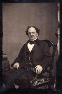 P.T. Barnum, king of the hucksters until now. The King is Trumped. Wikipedia Commons photo.
