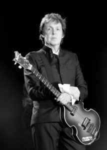 Birthday Boy: Sir Paul McCartney. Creative Commons photo